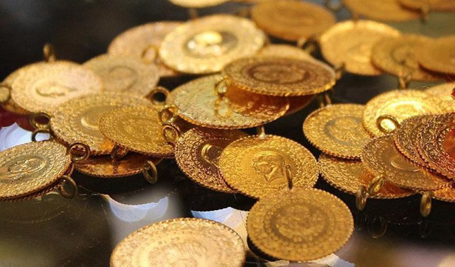 Altın fiyatları yükselerek güne başladı
