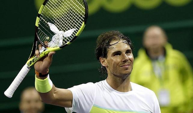 Nadal 34 yıllık rekoru kırdı