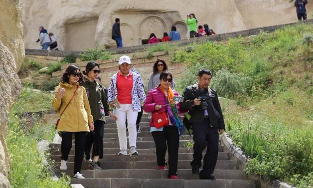 Kapadokya, turist sayısını ikiye katladı