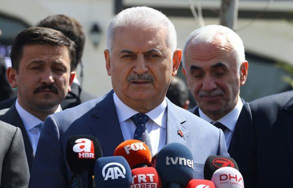 Yıldırım'dan Ermenistan açıklaması