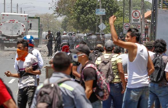 Nikaragua'da hükümet karşıtı gösterilerde 47 ölü