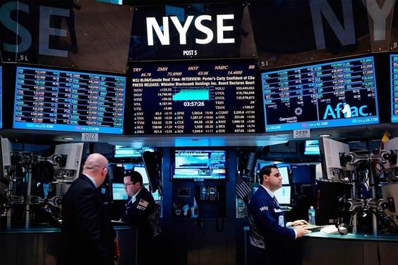 ABD'de Dow Jones ve S&P yükselişle kapandı