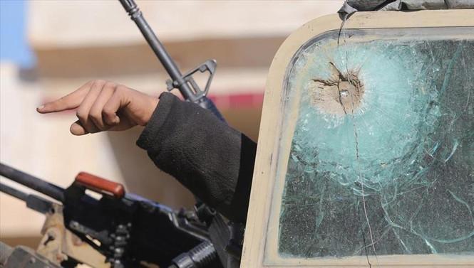 Irak'ta seçim merkezine saldırı girişimi