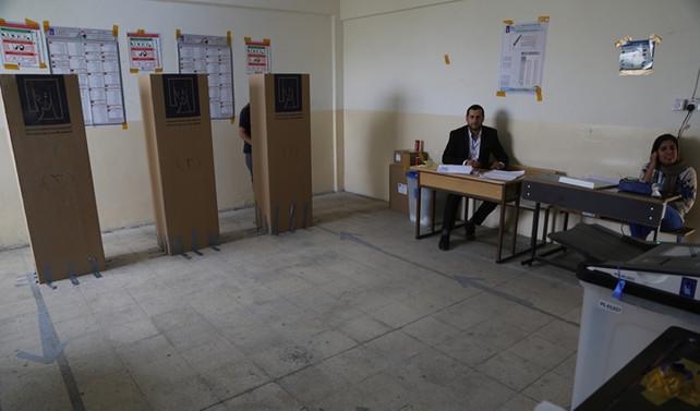IKBY'de seçimlere katılım oranı düşük