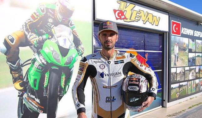 Sofuoğlu son yarışına 3. sıradan başlayacak
