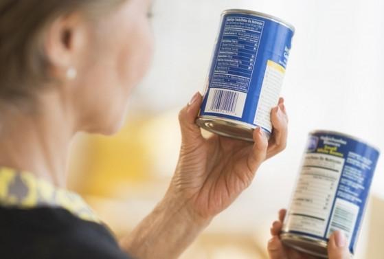 Gıda ambalajlarına NBŞ uyarısı geliyor