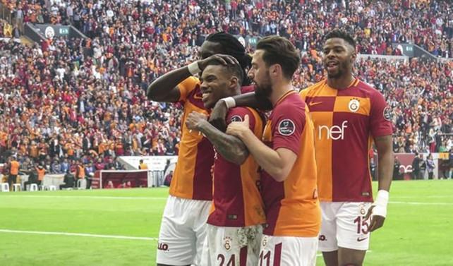 Galatasaray şampiyonluğa bir adım daha yaklaştı