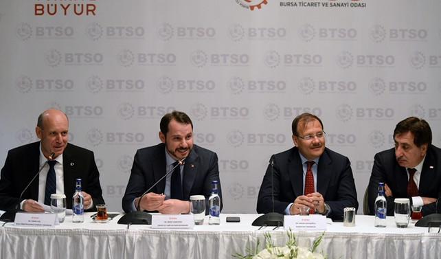 Albayrak: Türkiye, küresel rekabetteki en avantajlı ülke