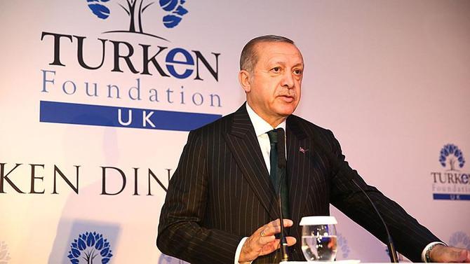 Erdoğan'dan ABD'ye Kudüs eleştirisi