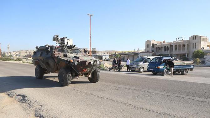 TSK İdlib'de 11. gözlem noktasını kurdu