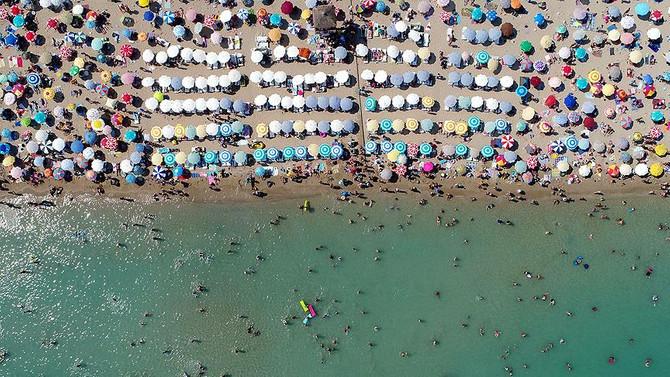 Türkiye'de 'mavi bayraklı' plaj sayısı 459'a ulaştı