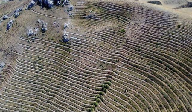 Türkiye'deki tarım topraklarının yüzde 59'u erozyon tehdidi altında
