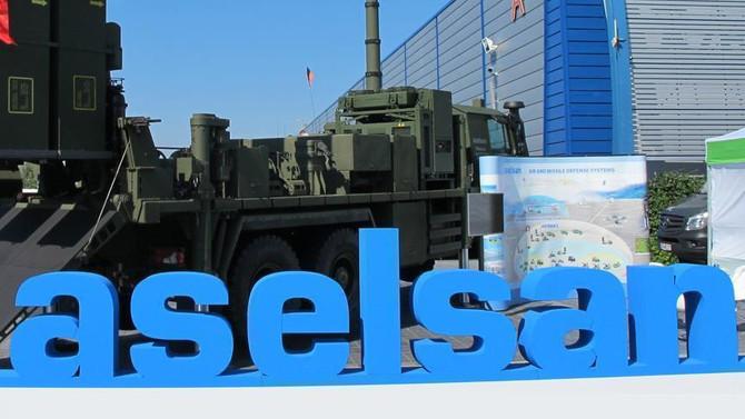 Aselsan ile SSM arasında 608.5 milyon dolarlık anlaşma