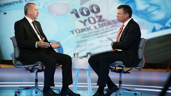 Erdoğan: MB yürütmenin başını bir kenara koyamaz