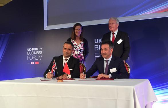Kayı Holding ile GE Healthcare işbirliği anlaşması imzaladı