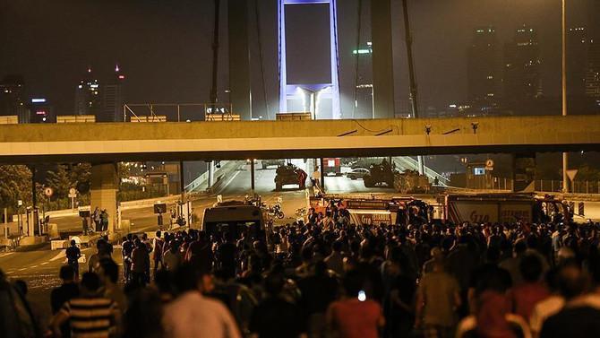 15 Temmuz Şehitler Köprüsü davasında mütalaa açıklandı
