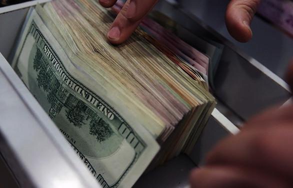 Dolar 4.46'yı, euro 5.30'u aştı