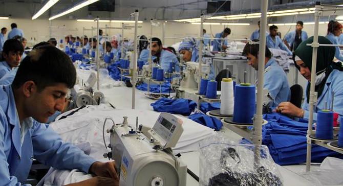 Güneydoğu'dan 952,5 milyon dolarlık tekstil ihracatı