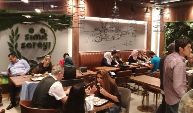 Simit Sarayı Ürdün'de ikinci mağazasını açtı
