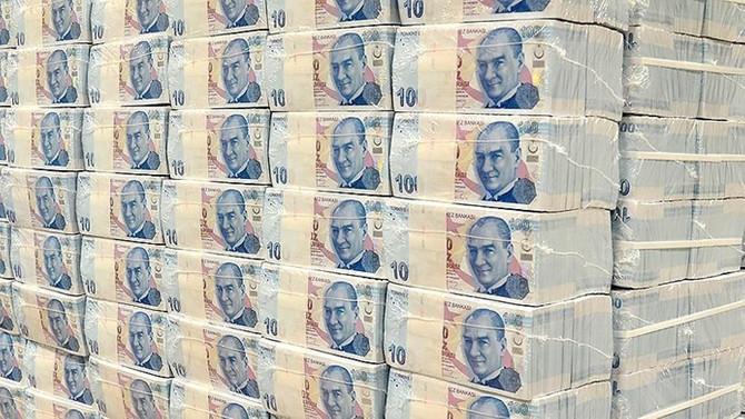 Toplam kredi stoku 2,3 trilyon lira oldu