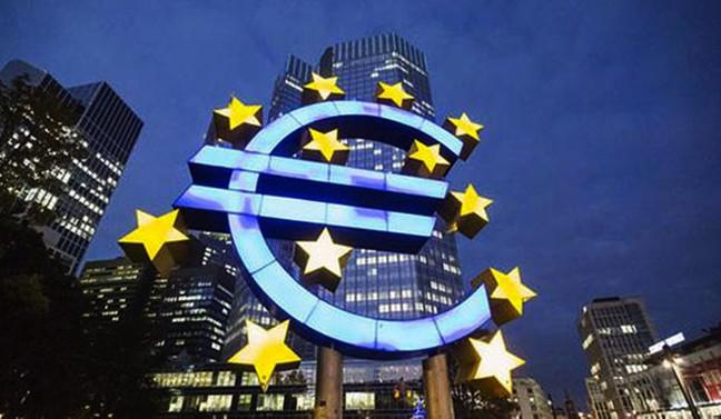 Euro Bölgesi'nde enflasyon geriledi