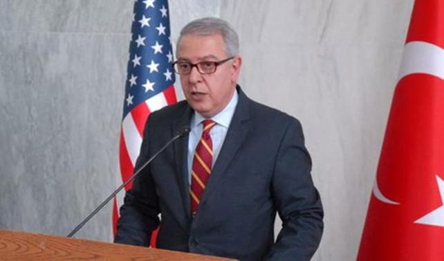 Türkiye'nin Washington Büyükelçisi Kılıç Ankara'da