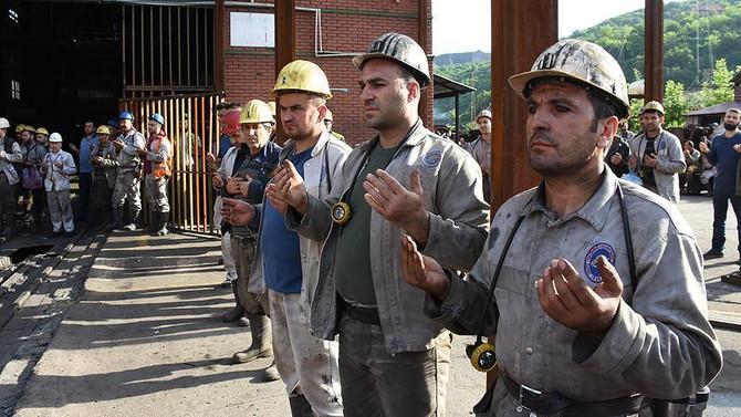 Zonguldak'taki grizu faciasının 8. yılı