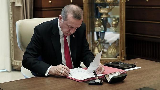 Erdoğan'ın onayladığı üç kanun yürürlükte