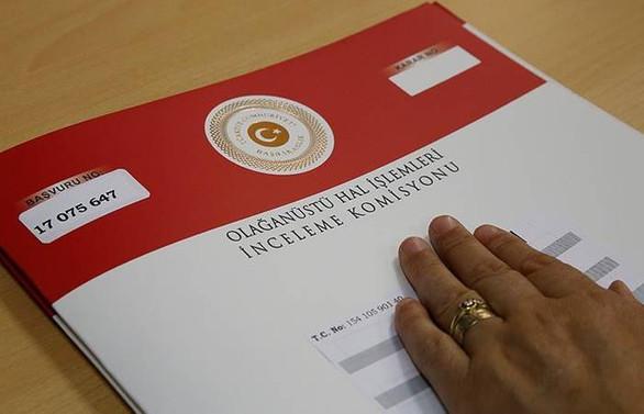 OHAL Komisyonu, 17 bin başvuruyu karara bağladı
