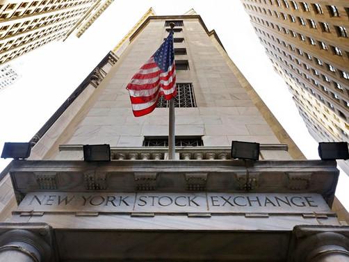 New York'ta Dow Jones yatay seviyeden kapandı