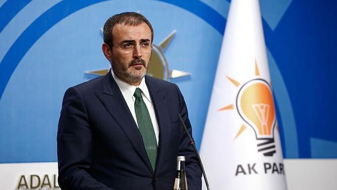 Ünal: Son ankette Erdoğan yüzde 54-56 bandında