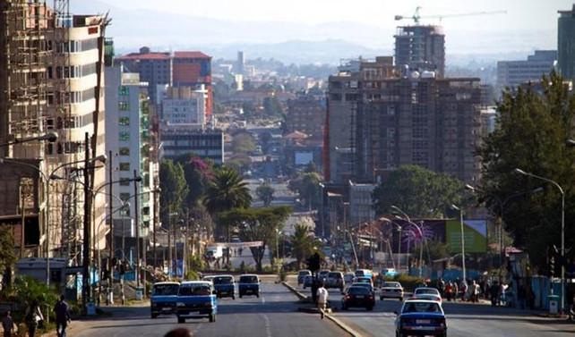 Türk iş adamı Etiyopya'da otel yapıyor