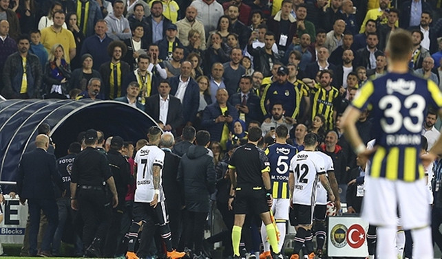Beşiktaş'ın itirazına Tahkim'den ret
