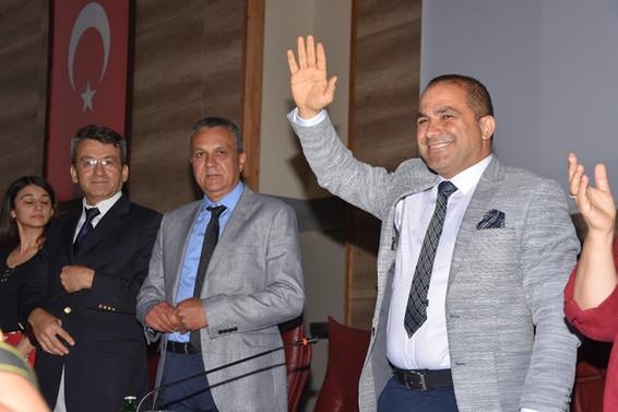 Alaşehir Belediyesinin yeni başkanı Ali Uçak oldu