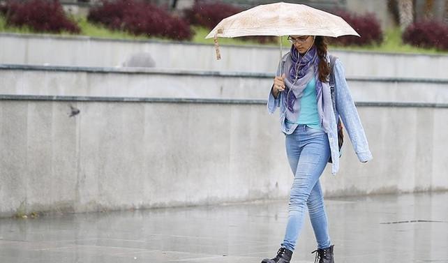 Marmara'da sıcaklıklar düşüyor