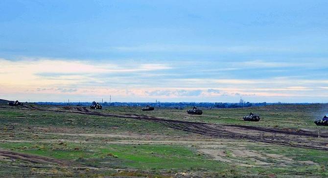 Ermenistan-Azerbaycan sınırında çatışma
