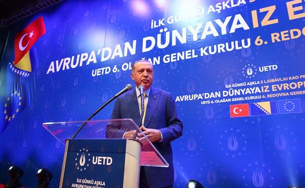 Erdoğan: 24 Haziran'da ülkemizin gelecek bir asrının tercihini yapacağız