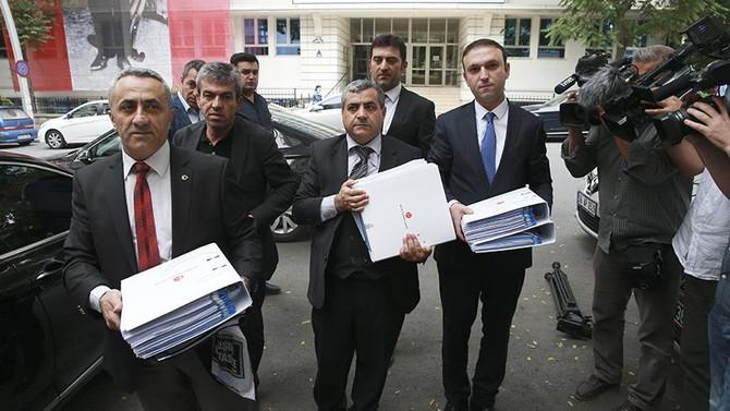 Milletvekili aday listelerinde son gün