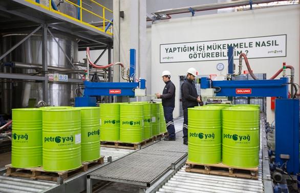 Petroyağ'da 25. yıl hedefi 40 ülkeye ihracat yapmak