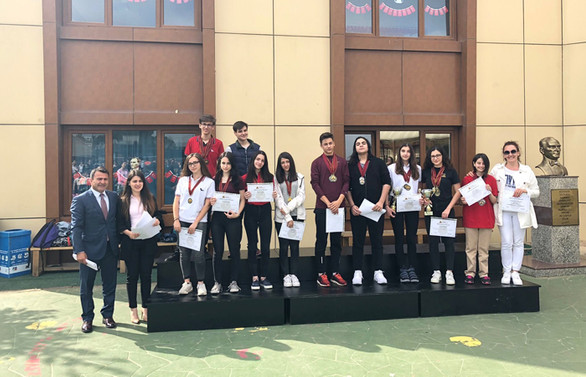 Cup-WSC'de Türkiye için Avrupa Sınav Koleji yarışacak