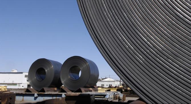 ABD'den Çin menşeli çelik ürünlerine ağır vergi
