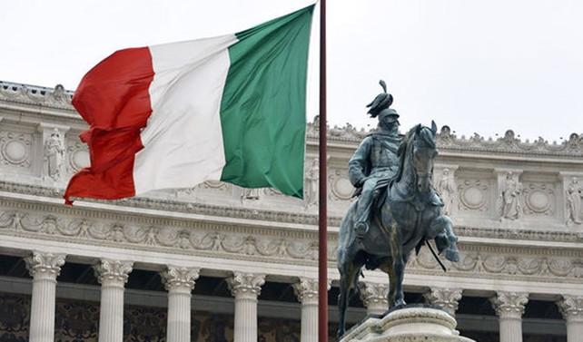 İtalya'da hükümet programı Cumhurbaşkanı'na sunuldu