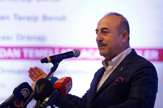 Çavuşoğlu: İsrail hesap verecek