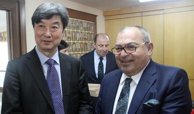 Çin, Türkiye'deki noterlik sistemini örnek alacak