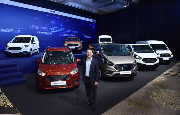 Ford Otosan, yenilikleriyle liderliği pekiştirecek
