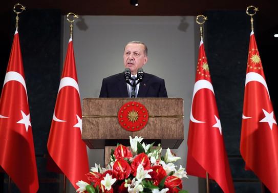 Erdoğan: Mali disiplin sürecek, şüphe olmasın
