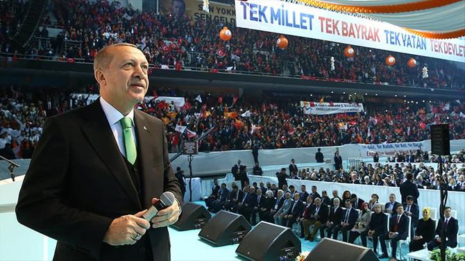 Erdoğan: Enflasyonu ortadan kaldırmakta kararlıyız