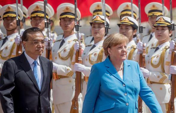 Merkel'in Çin ziyaretinde gündem ticaret ve İran anlaşması