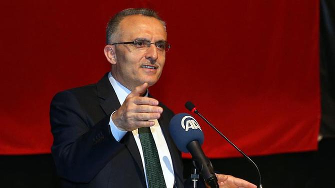 Ağbal: Mali disiplin kararlılıkla devam edecek