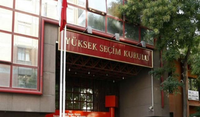 YSK'nın uygun bulmadığı CHP milletvekili adayı listeden çıkarıldı